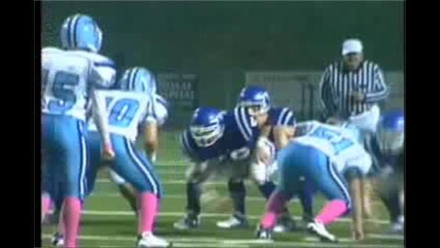 #6 Frankfort vs. Allegany Football