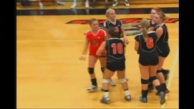 Linganore at Middletown Volleyball 9/13