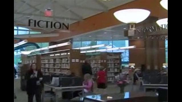 New Brunswick Library Now Open