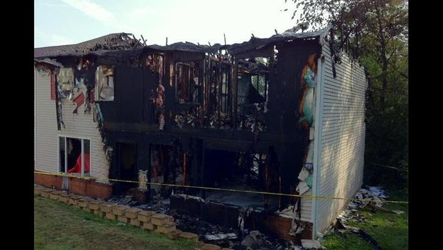 Martinsburg, WV Fire Declared Arson
