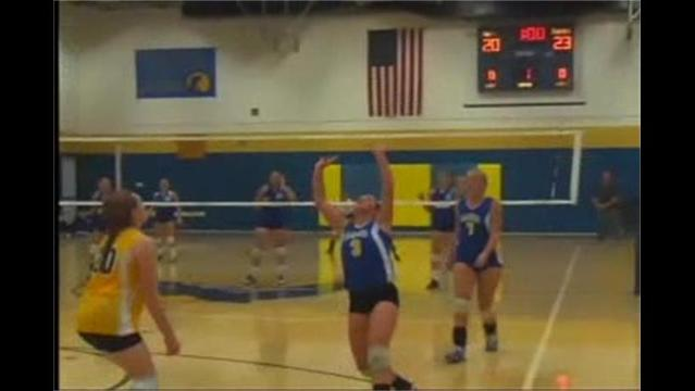 Williamsport at Clear Spring Volleyball