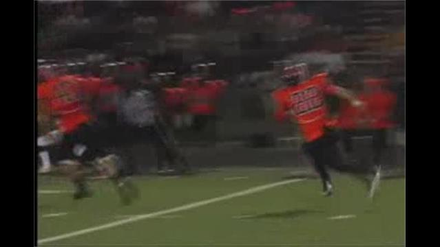 #7 Linganore at #4 Middletown Football 10/28