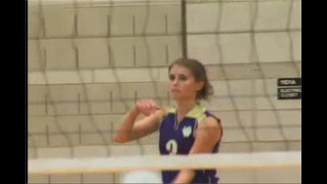 Colonel Richardson vs. Smithsburg Volleyball: MD 1A State Semifinal