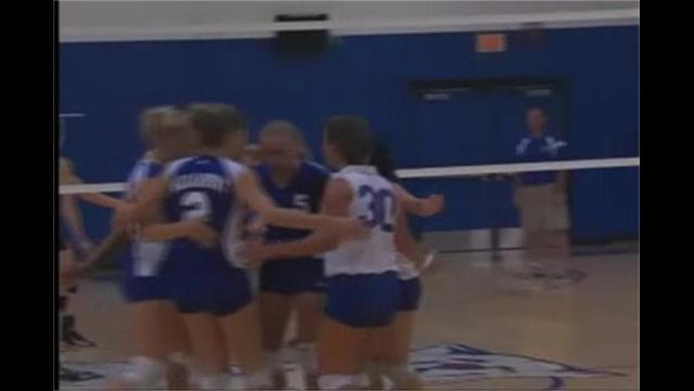 Williamsport vs Walkersville Volleyball 9/27
