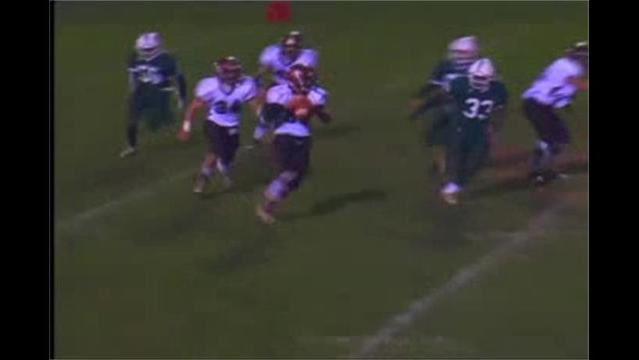 Brunswick at South Hagerstown Football 10/28