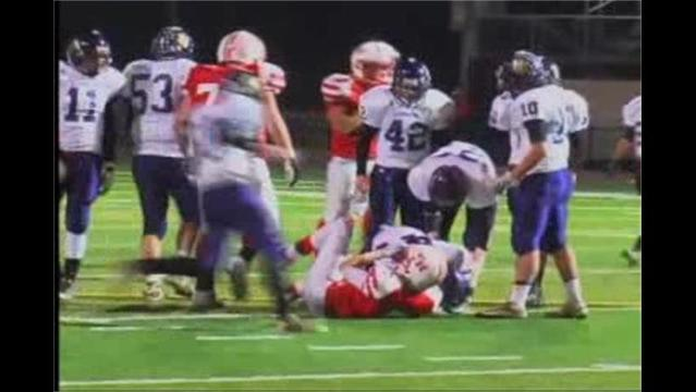 Smithsburg vs. #6 Fort Hill Football 11/12