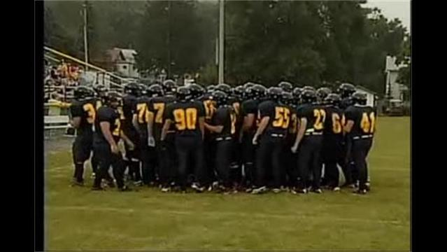 Clarke County vs. Berkeley Springs Football 8/29