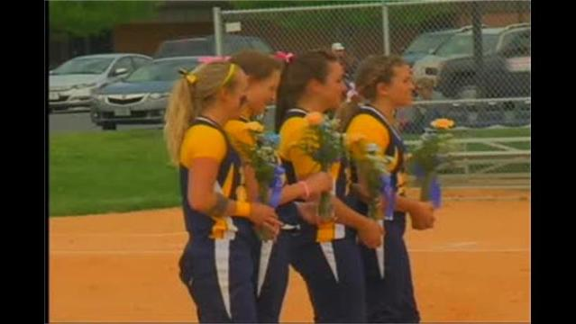 Waynesboro at Greencastle Softball