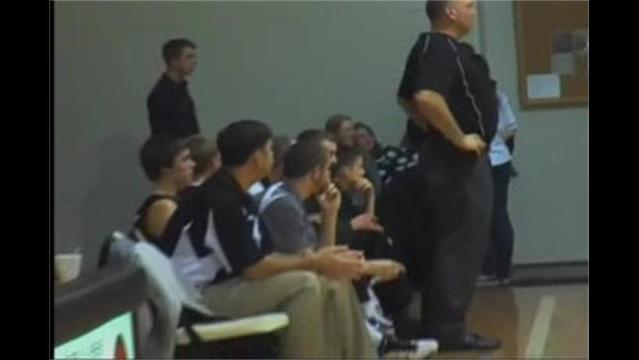 Oakdale at New Life Boys High School Basketball 2/11