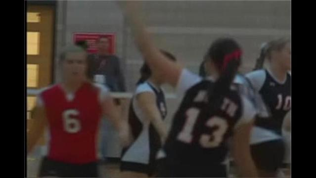 North Hagerstown Volleyball defeats Towson 3-1