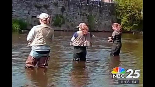 1300 Fishermen Flock to Annual Trout Derby