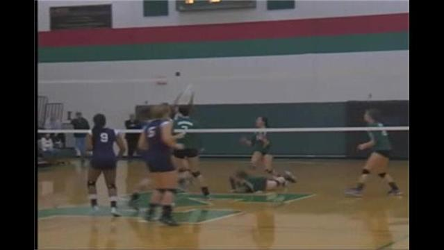 WV Section Final: Hedgesville vs. Musselman Volleyball 11/3