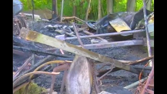 Williamsport Man Says His Equipment Was Destroyed After Fire