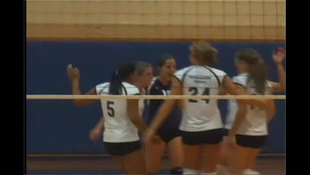 James Buchanan vs. Greencastle Volleyball 9/7
