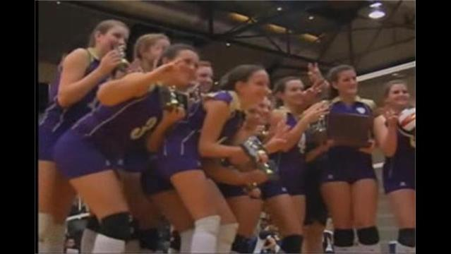 Smithsburg wins 1A State Volleyball Championship