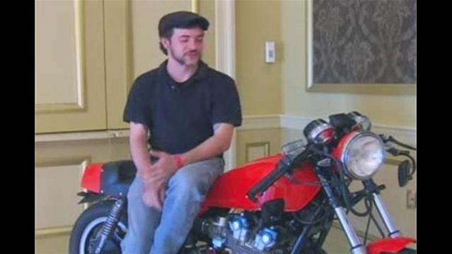 Maryland Theatre Invites in Motorcycles for Bike Week