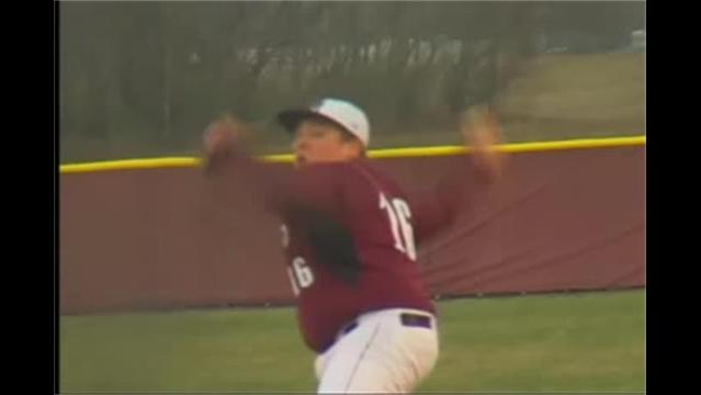 Handley at Jefferson Baseball