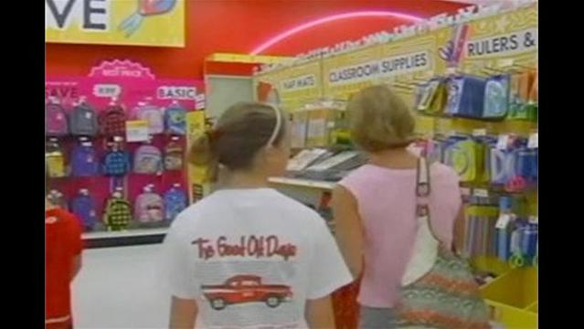 Retailers Gearing Up for School Season With Sales