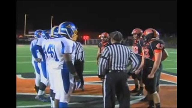 Game of the Night: #2 Walkersville at #4 Middletown Football