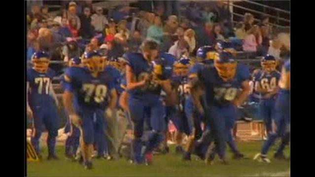 Hampshire vs. No. Garrett Football 10/8