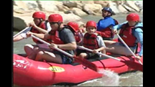 Whitewater Rafting Course Opens In Garrett County