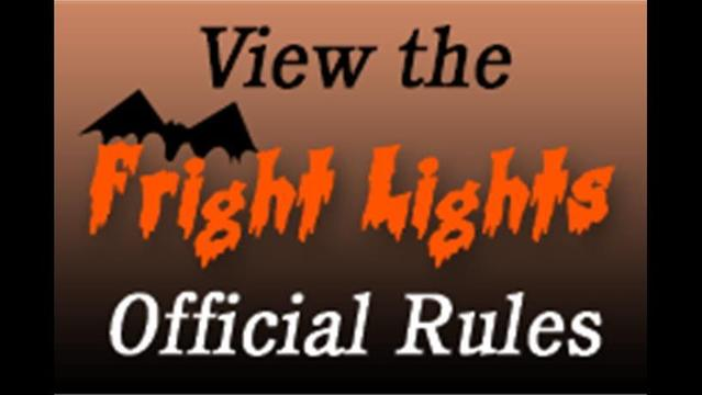 Fright Lights Offical Rules