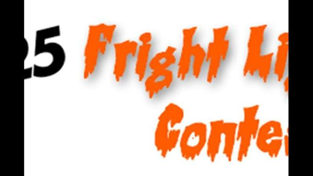 Fright Lights Halloween Main