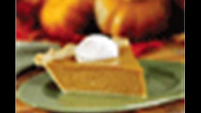 Perfect Pumpkin Pie/Pumpkin Torte