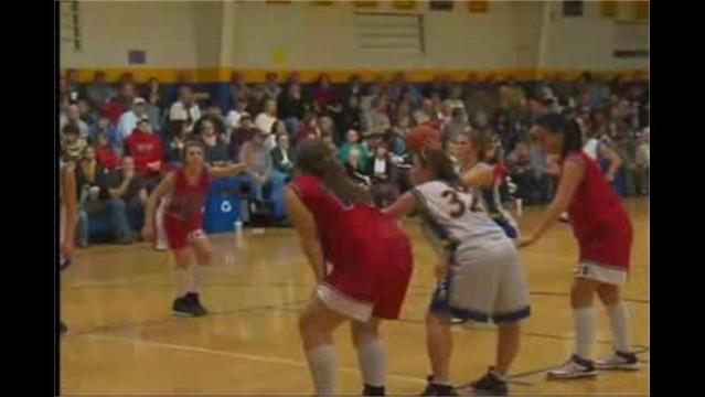 Heritage at Broadfording Girls Basketball 2/8