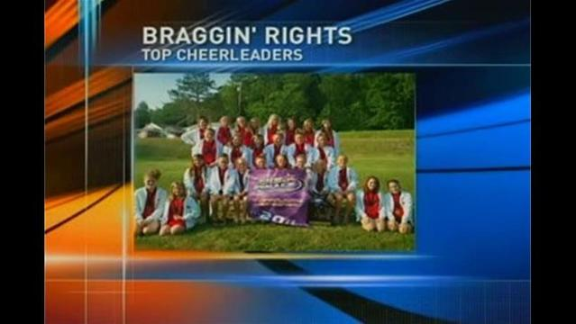 Braggin' Rights - Miners Cheerleading Squad