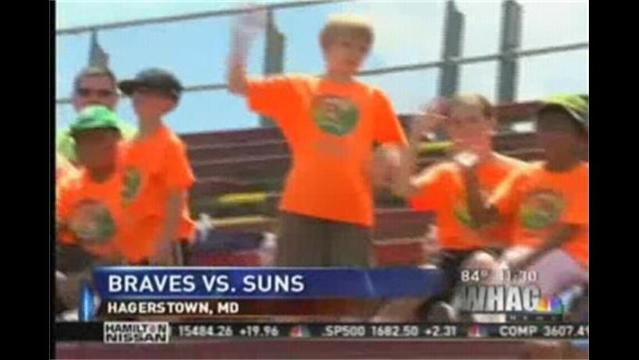 Suns Fall in Series Finale