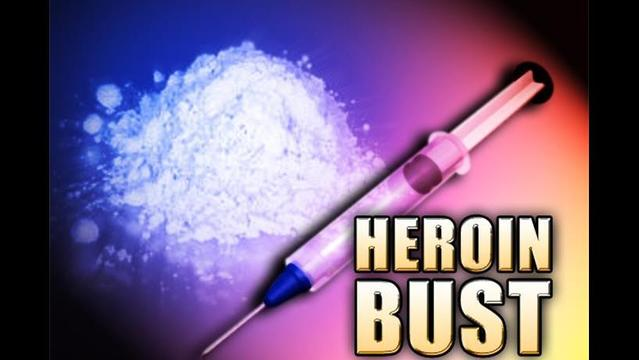 Two Arrested on Heroin Charges Along Route 15