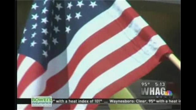 Winchester Hosts its First Salute to Our Troops Celebration