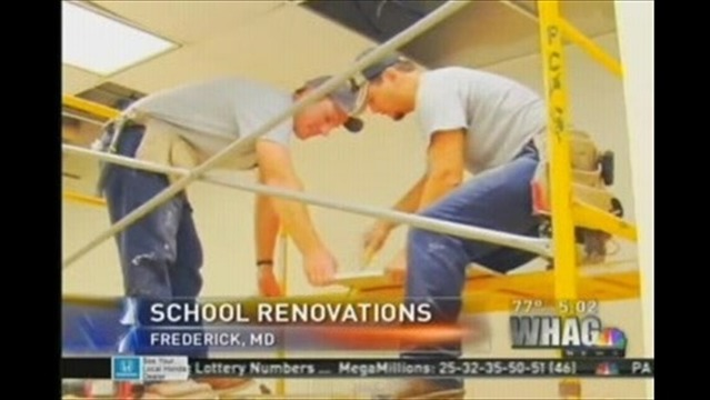 School Gets Major Renovation, New Security Features