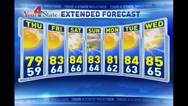 Dan's Wednesday Evening Forecast: 7/24/13