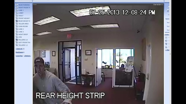 Charles Town Bank Robbed
