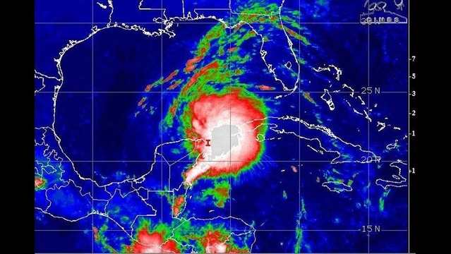 Tropical Storm Karen Forms in Gulf of Mexico as Government Shutdown Continues