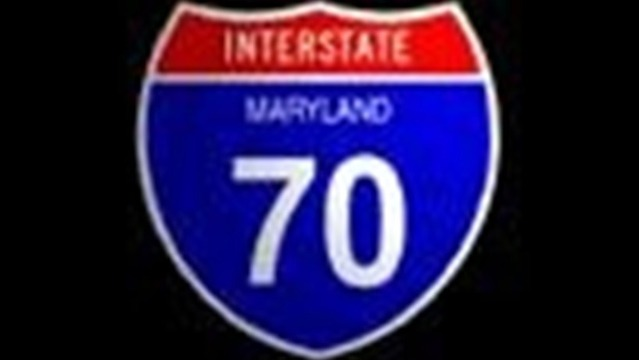 Tractor Trailer Rollover Closes I-70 in Frederick County