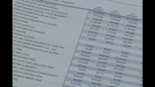 Chambersburg Borough Property Tax to Increase in 2014