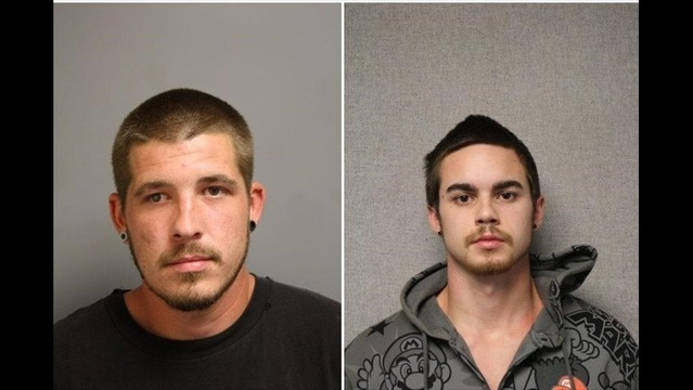 Two Martinsburg Men Arrested on Heroin Charges