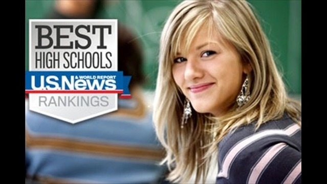 Maryland High Schools Make Top 40 List of Best High Schools In State
