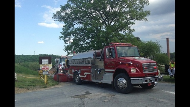 Hazmat Situation in Morgan County Resolved