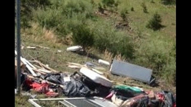 Two Fined More Than $10K for Illegal Dumping