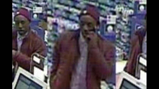 Deputies Looking for Theft Suspect