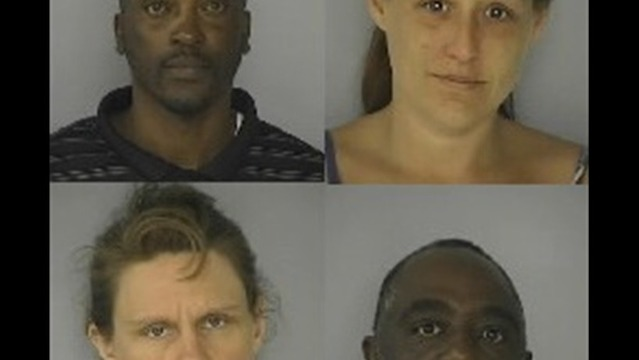 Update: Four Arrested in BB&T Bank Robbery