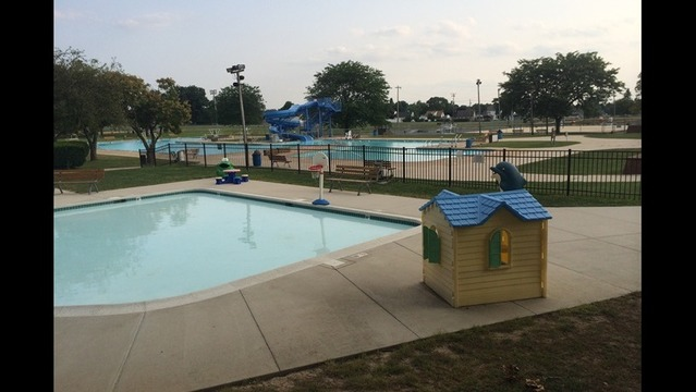 Memorial Park Pool Closed for Second Day in a Row