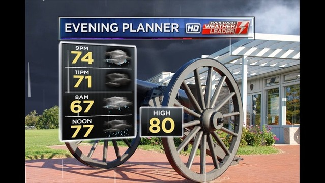 Bryan's Thursday Evening Forecast: 7/31/14