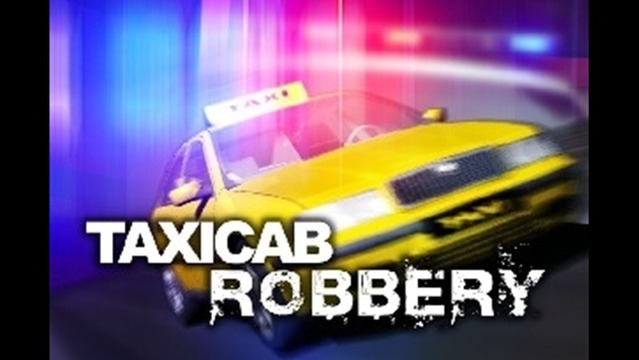 One in Custody After Attempted Taxi Cab Armed Robbery