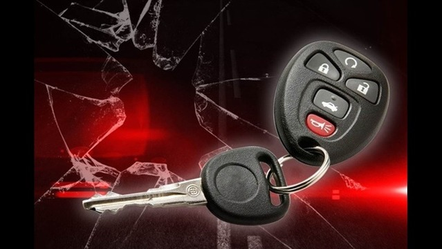 Increased Thefts from Vehicles in Frederick