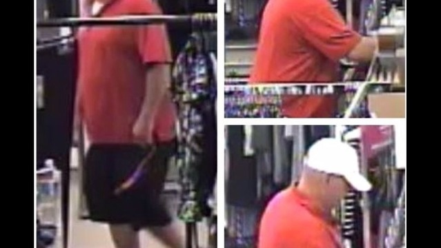 Frederick Police Searching for Man in Fraud Investigation